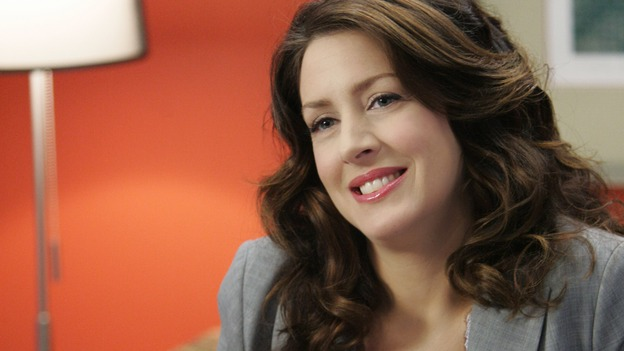 "DESPERATE HOUSEWIVES - ""You'll Never Get Away From Me"" (ABC/CRAIG SJODIN)JOELY FISHER"