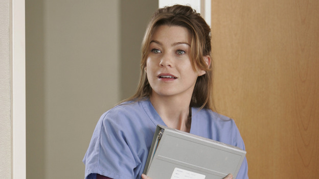 102540_1819 -- GREY'S ANATOMY - &quot;MAKE ME LOSE CONTROL&quot; (ABC/CRAIG SJODIN)ELLEN POMPEO