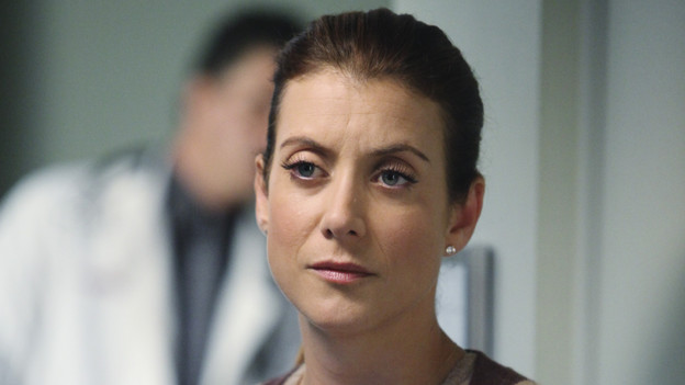 Kate Walsh did ...
