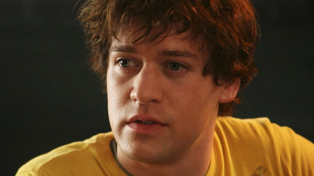 "GREY'S ANATOMY - ""INTO YOU LIKE A TRAIN"" (ABC/MICHAEL DESMOND)T.R. KNIGHT"