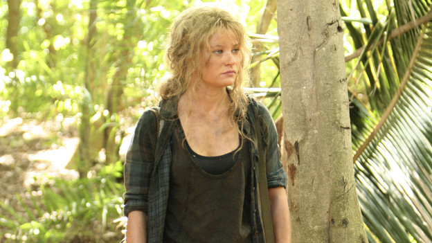 "LOST - ""Recon"" - Locke tasks Sawyer with a mission, on ""Lost,"" TUESDAY, MARCH 23 (9:00-10:00 p.m., ET) on the ABC Television Network.  (ABC/MARIO PEREZ)EMILIE DE RAVIN"