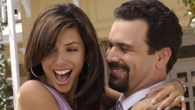 "DESPERATE HOUSEWIVES - ""AH, BUT UNDERNEATH"" - (ABC/RON TOM) EVA LONGORIA, RICARDO ANTONIO CHAVIRA"
