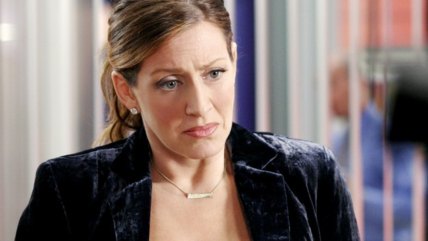 "DESPERATE HOUSEWIVES - ""That's Good, That's Bad"" (ABC/RON TOM)JOELY FISHER"