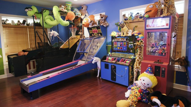 EXTREME MAKEOVER HOME EDITION - &quot;Turner Family,&quot; - Boy's Bedroom, on &quot;Extreme Makeover Home Edition,&quot; Sunday, May 21st on the ABC Television Network.