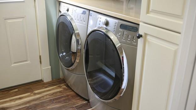 "EXTREME MAKEOVER HOME EDITION - ""Tripp Family,"" - Laundry Room, on ""Extreme Makeover Home Edition,"" Sunday, February 14th on the ABC Television Network."