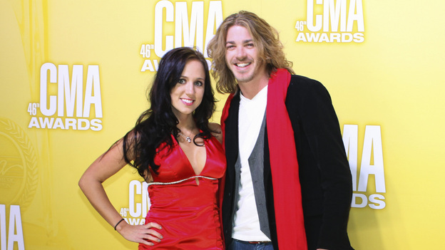 THE 46TH ANNUAL CMA AWARDS - RED CARPET ARRIVALS - &quot;The 46th Annual CMA Awards&quot; airs live THURSDAY, NOVEMBER 1 (8:00-11:00 p.m., ET) on ABC live from the Bridgestone Arena in Nashville, Tennessee. (ABC/SARA KAUSS)BUCKY COVINGTON