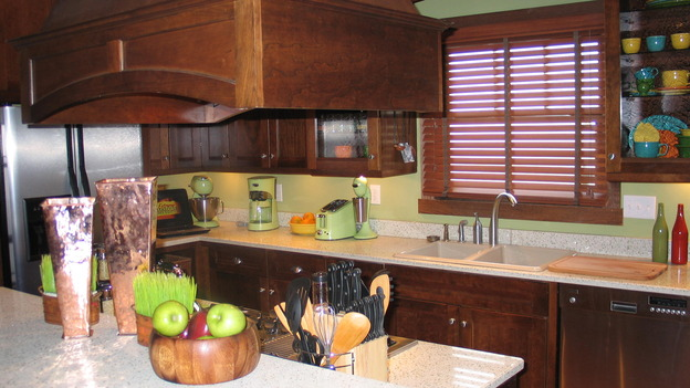 "EXTREME MAKEOVER HOME EDITION - ""Rodriguez Family,"" - Kitchen, on ""Extreme Makeover Home Edition,"" Sunday, September 25th on the ABC Television Network."