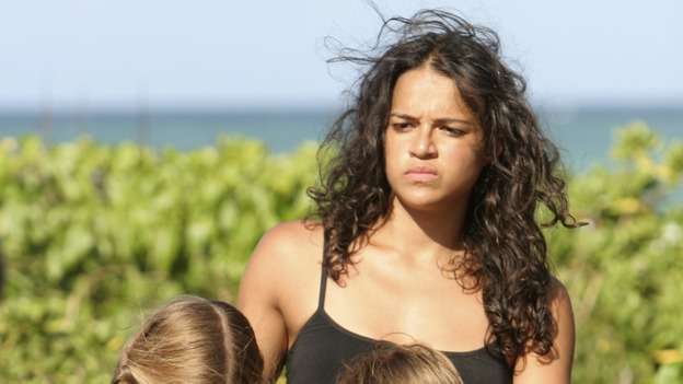 "LOST - ""The Other 48 Days"" (ABC/MARIO PEREZ)KIERSTEN HAVELOCK, MICHELLE RODRIGUEZ, MICKEY GRAUE"