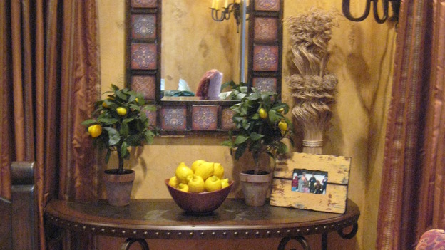 "EXTREME MAKEOVER HOME EDITION - ""Jacobo Family"" - Dining Room detail, on ""Extreme Makeover Home Edition,"" Sunday, May 13th on the ABC Television Network."