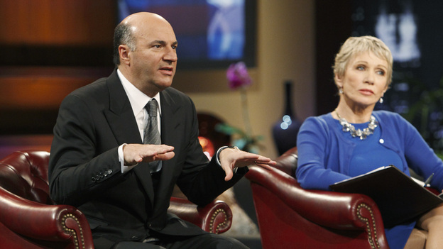 SHARK TANK - &quot;Episode 202&quot; - Season Two of &quot;Shark Tank&quot; promises to make TV history with the Sharks offering over $10 million in investment deals to bankroll a creative array of innovative entrepreneurs. This season, high tech billionaire entrepreneur Mark Cuban and successful comedian and self-made businessman Jeff Foxworthy jump into the Tank to appear separately in the show's nine episodes. The Season Premiere, &quot;Episode 202,&quot; airs FRIDAY, MARCH 25 (8:00-9:00 p.m., ET) on ABC. (ABC/CRAIG SJODIN)KEVIN O'LEARY, BARBARA CORCORAN