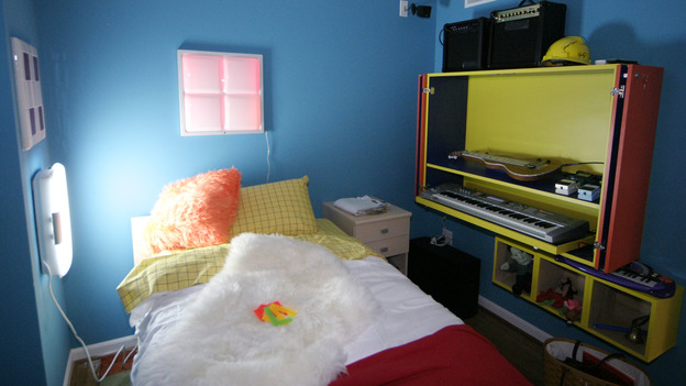 EXTREME MAKEOVER HOME EDITION - &quot;Vardon Family,&quot; - Boy's Bedroom, on &quot;Extreme Makeover Home Edition,&quot; Sunday, November 7th on the ABC Television Network.
