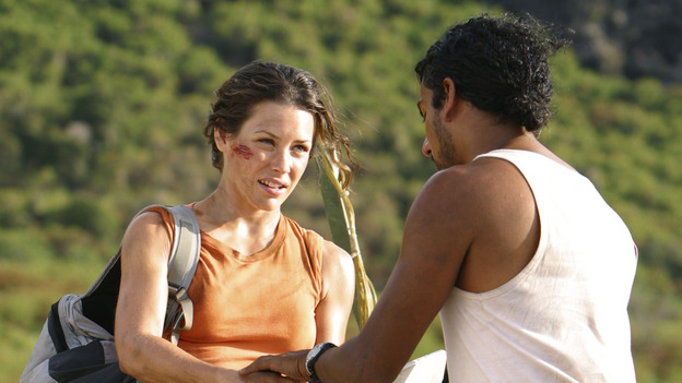 "101021_7353 -- LOST - ""WALKABOUT"" (ABC/MARIO PEREZ)EVANGELINE LILLY, NAVEEN ANDREWS"