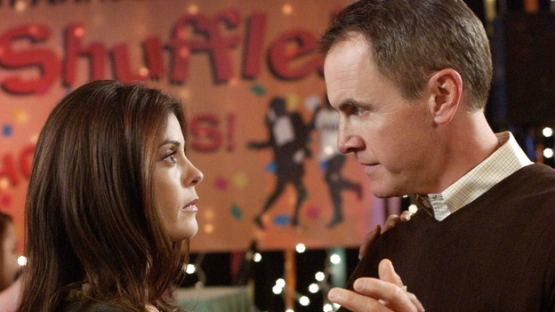 "DESPERATE HOUSEWIVES -- ""YOUR FAULT"" (ABC/RON TOM) TERI HATCHER, MARK MOSES"