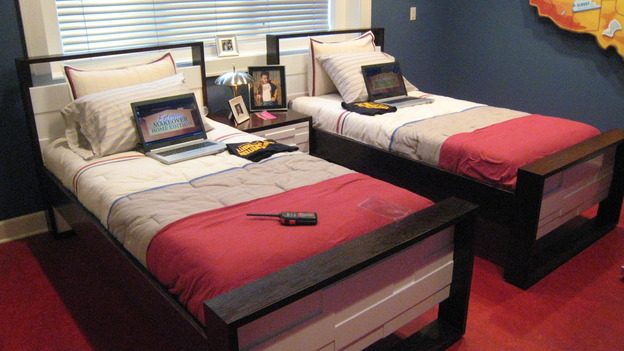 EXTREME MAKEOVER HOME EDITION - &quot;Jacobo Family&quot; - Boys' Bedroom, on &quot;Extreme Makeover Home Edition,&quot; Sunday, May 13th on the ABC Television Network.
