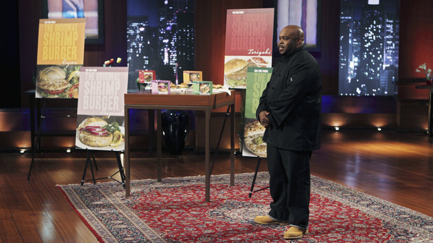 "SHARK TANK -""Episode 205"" - ABC will air a special sneak preview episode of Season Two of its hit reality series, ""Shark Tank,"" SUNDAY, MARCH 20 (9:00-10:00 p.m., ET). In the preview, ""Episode 205,"" the Sharks are stunned to discover the shark-like exploits of a sweet-faced sister duo with a children's dance company; a chef from Tennessee hopes to whet the Sharks' appetites with his delectable seafood products; and a winemaker from Oregon believes he has a game-changing new product that will revolutionize the wine industry. Also, an entrepreneur with a line of men's accessories has his hopes set on partnering with Daymond John - but his big mouth infuriates this Shark and could jeopardize the entire deal. (ABC/CRAIG SJODIN)SHAWN DAVIS (CBS FOODS)"