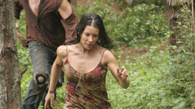 "LOST - Awarded the 2005 Emmy and 2006 Golden Globe for best drama series, and a 2007 Golden Globe nomination for best drama series and best actress for Evangeline Lilly, ""Lost"" returns for the second act of its third season of action-packed mystery and adventure -- that will continue to bring out the very best and the very worst in the people who are lost -- WEDNESDAY, FEBRUARY 7 (10:00-11:00 p.m., ET), on the ABC Television Network. In the return episode, ""Not in Portland,"" Jack is in command as the fate of Ben's life literally rests in his hands. Meanwhile, Kate and Sawyer find an ally in one of ""The Others,"" and Juliet makes a shocking decision that could endanger her standing with her people. (ABC/MARIO PEREZ)JOSH HOLLOWAY, EVANGELINE LILLY"