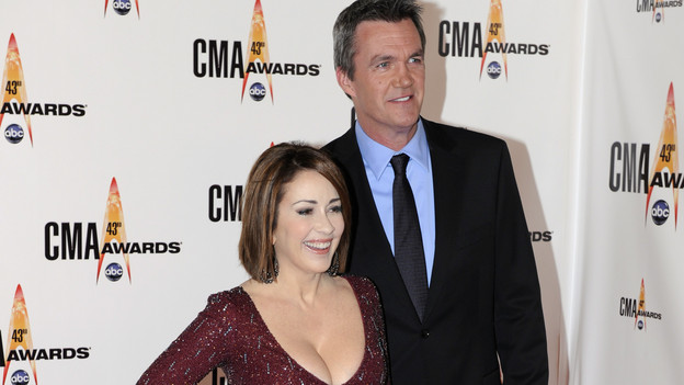 THE 43rd ANNUAL CMA AWARDS - RED CARPET ARRIVALS - &quot;The 43rd Annual CMA Awards&quot; will be broadcast live from the Sommet Center in Nashville, WEDNESDAY, NOVEMBER 11 (8:00-11:00 p.m., ET) on the ABC Television Network. (ABC/DONNA SVENNEVIK)PATRICIA HEATON, NEIL FLYNN