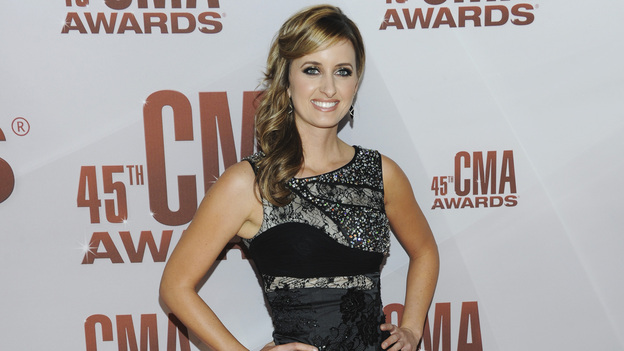 "THE 45th ANNUAL CMA AWARDS - RED CARPET ARRIVALS - ""The 45th Annual CMA Awards"" will broadcast live on ABC from the Bridgestone Arena in Nashville on WEDNESDAY, NOVEMBER 9 (8:00-11:00 p.m., ET). (ABC/JASON KEMPIN)CHERRILL GREEN OF EDENS EDGE"