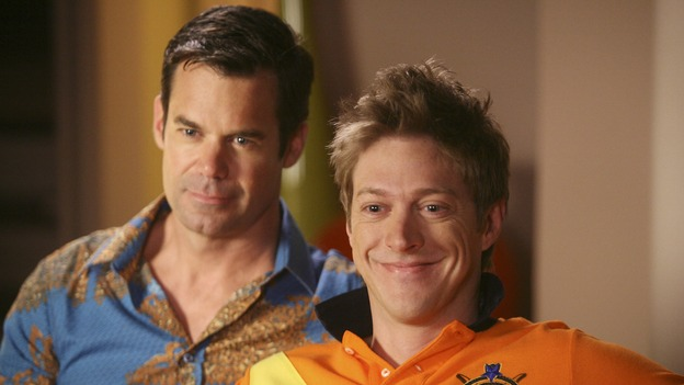 "DESPERATE HOUSEWIVES - ""Opening Doors"" - Lee and Bob, on ""Desperate Housewives,"" SUNDAY, MAY 4 (9:00-10:02 p.m., ET) on the ABC Television Network.  (ABC/DANNY FELD) TUC WATKINS, KEVIN RAHM"