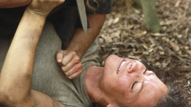 "LOST - ""Recon"" - Locke tasks Sawyer with a mission, on ""Lost,"" TUESDAY, MARCH 23 (9:00-10:00 p.m., ET) on the ABC Television Network.  (ABC/MARIO PEREZ)EMILIE DE RAVIN, EVANGELINE LILLY"