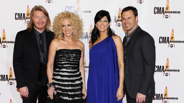"THE 43rd ANNUAL CMA AWARDS - RED CARPET ARRIVALS - ""The 43rd Annual CMA Awards"" will be broadcast live from the Sommet Center in Nashville, WEDNESDAY, NOVEMBER 11 (8:00-11:00 p.m., ET) on the ABC Television Network. (ABC/DONNA SVENNEVIK)LITTLE BIG TOWN"