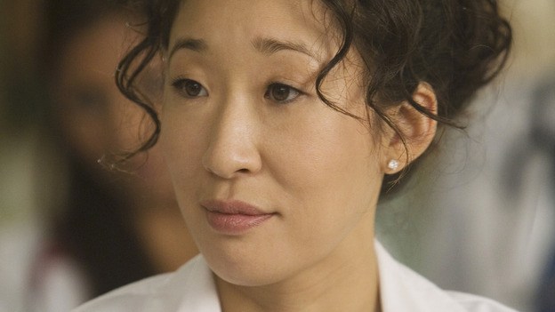 GREY'S ANATOMY - &quot;Brave New World&quot; - Dr. Cristina Yang, on &quot;Grey's Anatomy,&quot; THURSDAY, OCTOBER 16 (9:00-10:01 p.m., ET) on the ABC Television Network. (ABC/RANDY HOLMES) SANDRA OH