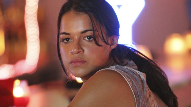 "LOST - ""Collision"" - Tempers flare when Ana Lucia and her group stumble upon Sayid and the other castaways, on ""Lost,"" WEDNESDAY, NOVEMBER 23 (9:00-10:00 p.m., ET), on the ABC Television Network. (ABC/MARIO PEREZ)MICHELLE RODRIGUEZ"