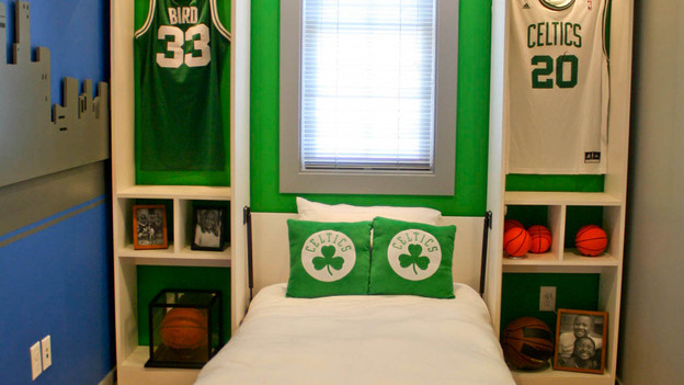 "EXTREME MAKEOVER HOME EDITION - ""Walker Family,"" - Boy's Bedroom Picture, on  ""Extreme Makeover Home Edition,"" Friday, December 2nd (8:00-10:00 p.m.  ET/PT) on the ABC Television Network."
