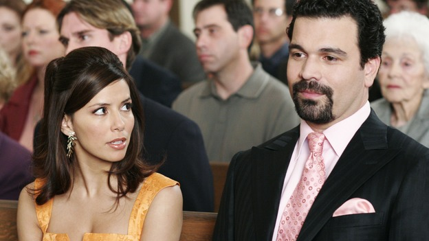 "DESPERATE HOUSEWIVES - ""There's Something About War"" (ABC/RON TOM)EVA LONGORIA, RICARDO ANTONIO CHAVIRA"