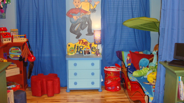 EXTREME MAKEOVER HOME EDITION - &quot;Silva Family,&quot; - Boy's Bedroom, on &quot;Extreme Makeover Home Edition,&quot; Sunday, May 4th on the ABC Television Network.