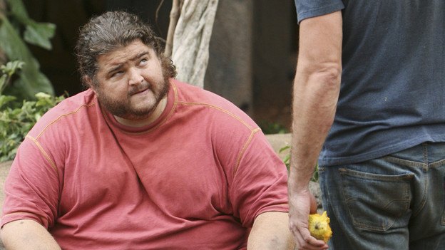 LOST - &quot;Lighthouse&quot; - Hurley must convince Jack to accompany him on an unspecified mission, and Jin stumbles across an old friend, on &quot;Lost,&quot; TUESDAY, FEBRUARY 23 (9:00-10:00 p.m., ET) on the ABC Television Network. (ABC/MARIO PEREZ)JORGE GARCIA, MATTHEW FOX