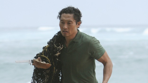 "LOST - ""The Whole Truth"" (ABC/MARIO PEREZ)DANIEL DAE KIM"