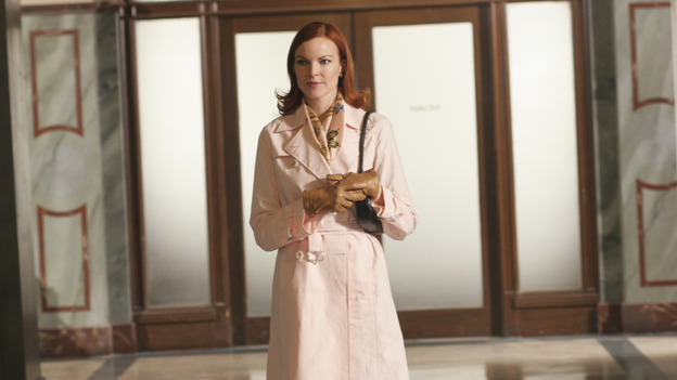 DESPERATE HOUSEWIVES - - (ABC/DANNY FELD) MARCIA CROSS