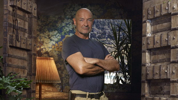 LOST - Terry O'Quinn stars as Locke on ABC's &quot;Lost.&quot; (ABC/ART STREIBER)