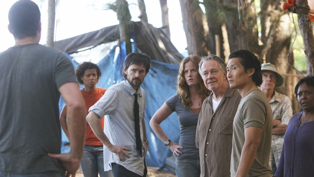 "LOST - ""Something Nice Back Home"" (ABC/MARIO PEREZ)MATTHEW FOX, JEREMY DAVIES, REBECCA MADER, SAM ANDERSON, DANIEL DAE KIM, L. SCOTT CALDWELL"