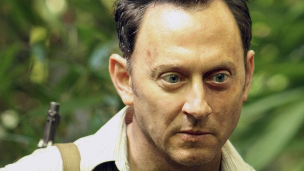"LOST - ""Cabin Fever"" - Locke is enlightened as to the whereabouts of Jacob's cabin, and life aboard the freighter becomes perilous, on ""Lost,"" THURSDAY, MAY 8 (10:02-11:00 p.m., ET) on the ABC Television Network. (ABC/MARIO PEREZ)MICHAEL EMERSON"