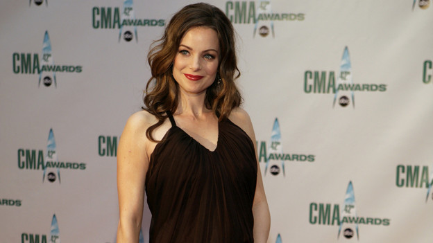 "THE 42ND ANNUAL CMA AWARDS - ARRIVALS - ""The 42nd Annual CMA Awards"" will be broadcast live from the Sommet Center in Nashville, WEDNESDAY, NOVEMBER 12 (8:00-11:00 p.m., ET) on the ABC Television Network. (ABC/ADAM LARKEY)KIMBERLY WILLIAMS-PAISLEY"
