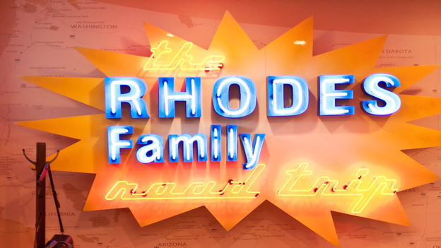 "EXTREME MAKEOVER HOME EDITION - ""Rhodes Family,"" - Artwork Picture, on ""Extreme Makeover Home Edition,"" Friday, December 16th (8:00-10:00 p.m. ET/PT) on the ABC Television Network."