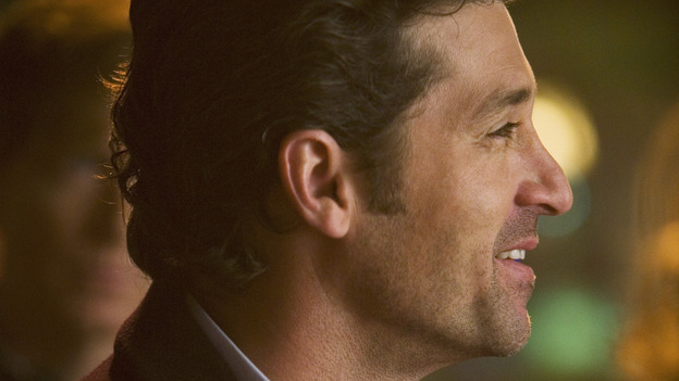 GREY'S ANATOMY - &quot;Brave New World&quot; - Dr.&nbsp;Derek Shepherd, on &quot;Grey's Anatomy,&quot; THURSDAY, OCTOBER 16 (9:00-10:01 p.m., ET) on the ABC Television Network. (ABC/RANDY HOLMES) PATRICK DEMPSEY