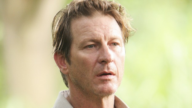 "LOST - ""The Other 48 Days"" - Goodwin, one of the Others, who posed as one of the tail section survivors and infiltrated their camp, on ""Lost,"" WEDNESDAY, NOVEMBER 16 on the ABC Television Network. (ABC/MARIO PEREZ) BRETT CULLEN"