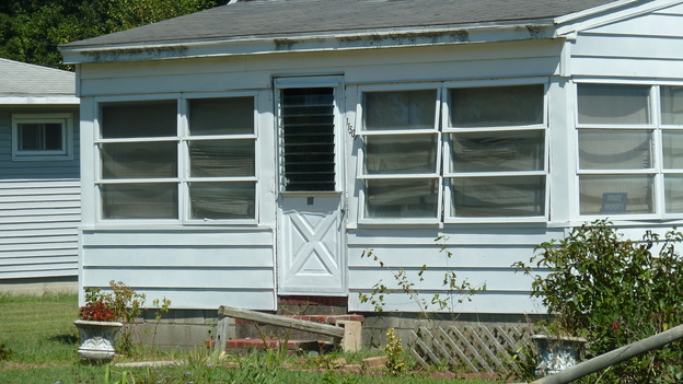 "EXTREME MAKEOVER HOME EDITION - ""Johnson Family,"" - Before Picture,               on   ""Extreme Makeover Home Edition,"" Friday, December 9th                  (8:00-10:00   p.m.  ET/PT) on the ABC   Television Network."