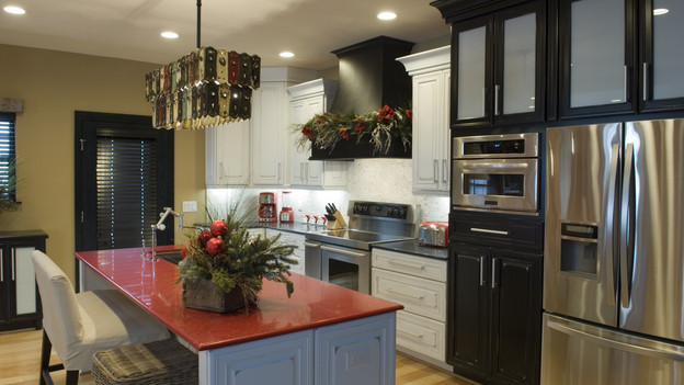 "EXTREME MAKEOVER HOME EDITION - ""Gaston Family,"" - Kitchen Picture, on  ""Extreme Makeover Home Edition,"" Sunday, December 12th (8:00-9:00 p.m.  ET/PT) on the ABC Television Network."