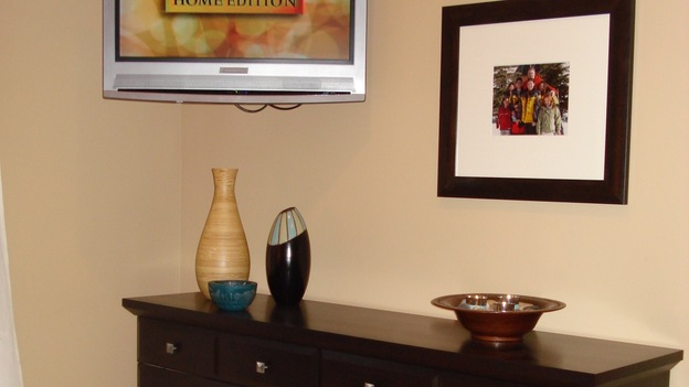 "EXTREME MAKEOVER HOME EDITION - ""O'Donnell Family,"" -  Master Bedroom Details, on ""Extreme Makeover Home Edition,"" Sunday, February 18th on the ABC Television Network."