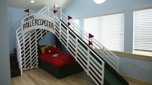 EXTREME MAKEOVER HOME EDITION - &quot;Tripp Family,&quot; - Boy's Bedroom, on &quot;Extreme Makeover Home Edition,&quot; Sunday, February 14th on the ABC Television Network.