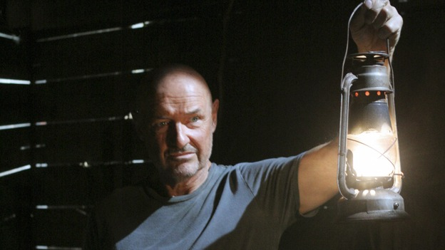"LOST - ""Cabin Fever"" (ABC/MARIO PEREZ)TERRY O'QUINN"