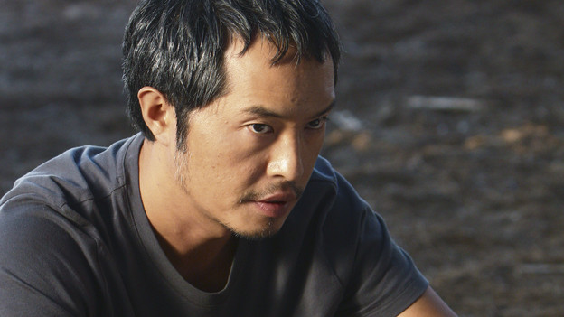 "LOST - ""The Package"" - Sun and Jin desperately continue their search for one another, and Locke confronts his enemy, on ""Lost,"" TUESDAY, MARCH 30 (9:00-10:02 p.m., ET) on the ABC Television Network. (ABC/MARIO PEREZ)KEN LEUNG"