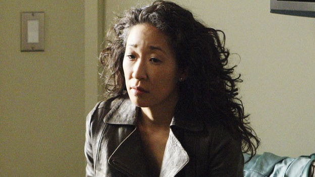 "GREY'S ANATOMY - ""Stairway to Heaven"" - Dr. Cristina Yang, on ""Grey's Anatomy,"" THURSDAY, JANUARY 22 (9:00-10:01 p.m., ET) on the ABC Television Network. (ABC/CRAIG SJODIN) SANDRA OH"