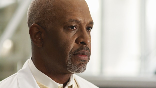 "GREY'S ANATOMY - ""I Will Follow You into the Dark"" - Dr. Richard Webber aka the Chief, on ""Grey's Anatomy,"" THURSDAY, MARCH 12 (9:00-10:02 p.m., ET) on the ABC Television Network. (ABC/RON TOM) JAMES PICKENS JR."