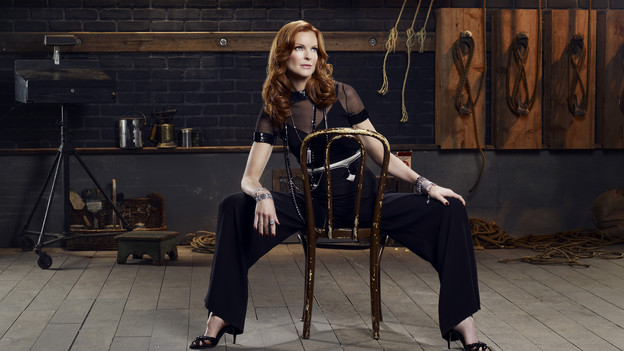 "DESPERATE HOUSEWIVES - ABC's ""Desperate Housewives"" stars Marcia Cross as Bree Hodge. (ABC/FLORIAN SCHNEIDER)"