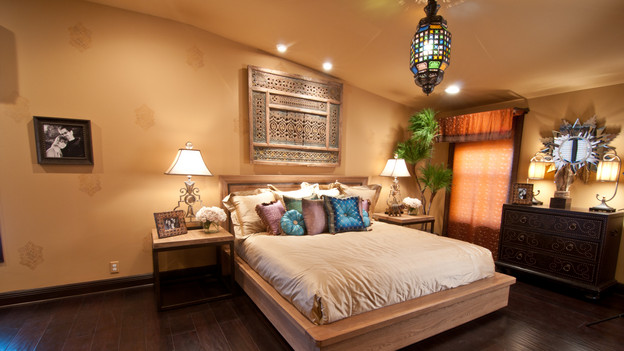 "EXTREME MAKEOVER HOME EDITION - ""Brown Family,"" - Master Bedroom Picture,    on ""Extreme Makeover Home Edition,"" Sunday, January 30th (8:00-10:00    p.m. ET/PT) on the ABC Television Network."